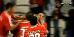 Luisao Amazing Goal - SL Benfica vs Galatasaray 2-1 *03.11.2015 HD