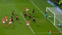 Luisao Goal - Benfica vs Galatasaray 2-1