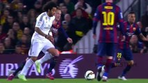 Marcelo Vieira Destroying Barcelona • Crazy Skills