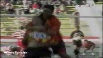 Coupe de Tunisie 1996 1/4 Espérance Sportive de Tunis 1-0 Club Africain 09-06-1996 EST vs CA