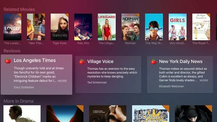 Plex for Apple TV, Flexible Smartwatch Batteries, Robot Package Delivery, and Shooting Down Drones