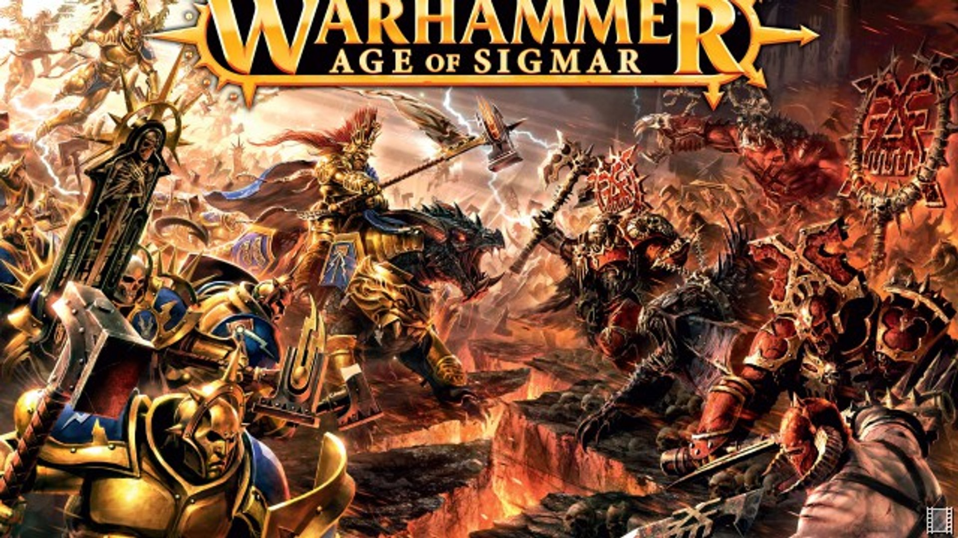 Escapist Podcast: 189: Warhammer Age of Sigmar & Other Fantasy Tabletop Games