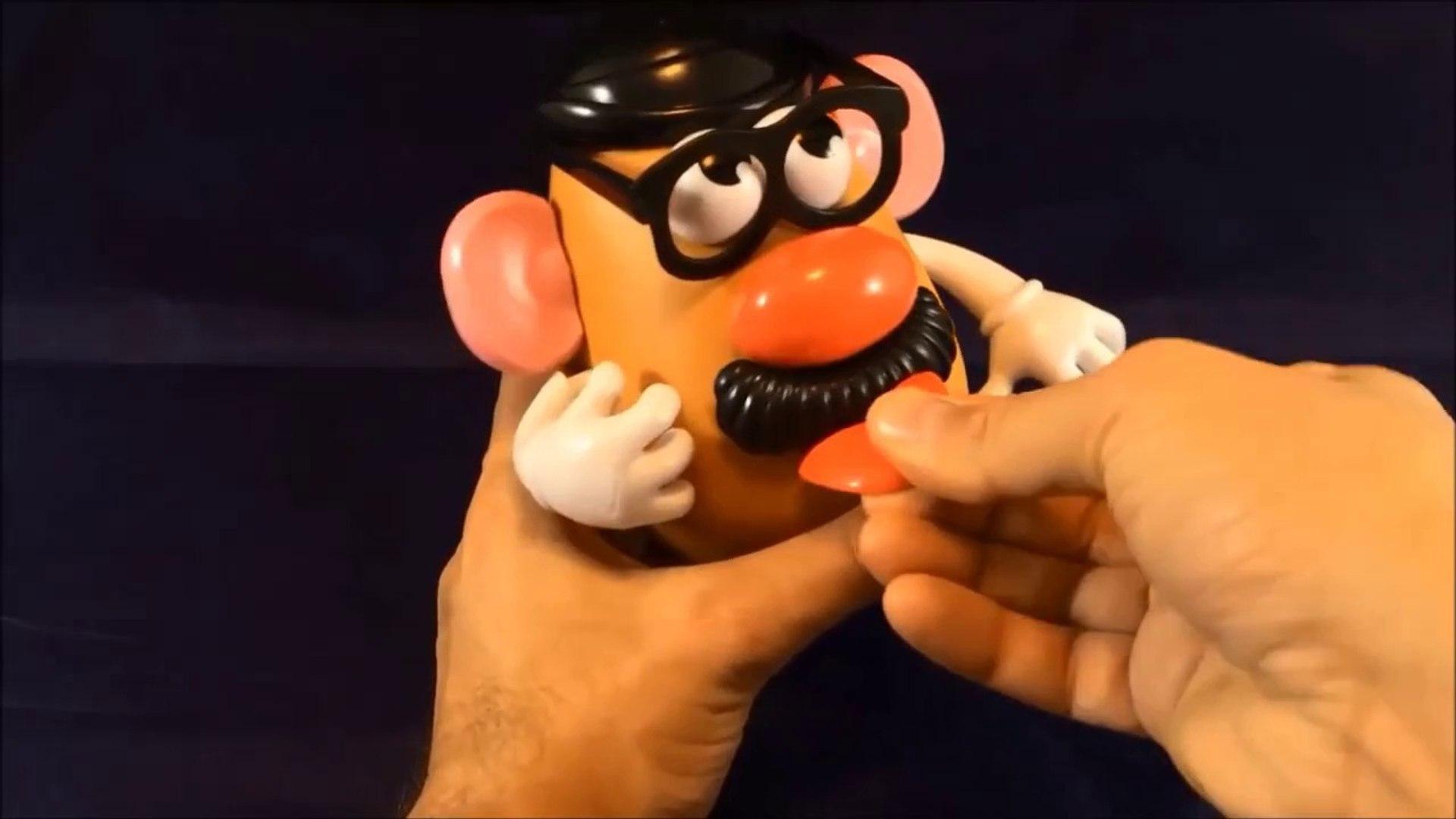 oeufs surprises pour enfants surprise eggs monsieur patate de toy story Disney production Mr potato