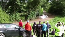 WRC Rallye Deutschland 2014 / crashes and action