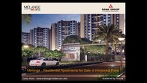 Melange - Residential Apartments for Sale in Hinjewadi Pune