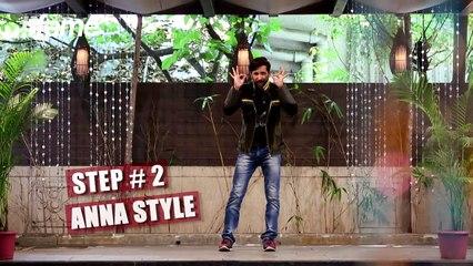 Shah Rukh Khan's Signature Dance Steps!