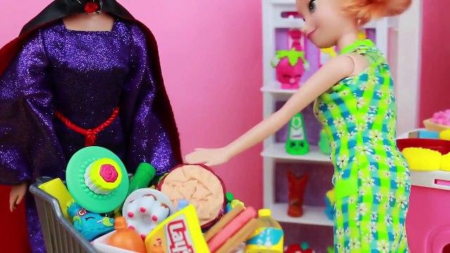 Super Bowl 2015 Party Food Shopping Patriots Seahawks Disney Frozen Barbie Parody Ad Shopk