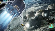 A permanent moon base will be one step closer if this joint EU-Russian mission succeeds
