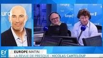 Europe 1 souhaite en direct un joyeux anniversaire à Nicolas Canteloup