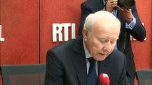 """Nicolas Sarkozy """"n'a pas l'intention d'interroger Manuel Valls pour savoir ce qu'il doit dire ou pas"""""""