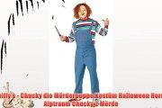 Smiffy's - Chucky die M?rderpuppe Kost?m Halloween Horror Alptraum Chucky 2 M?rde