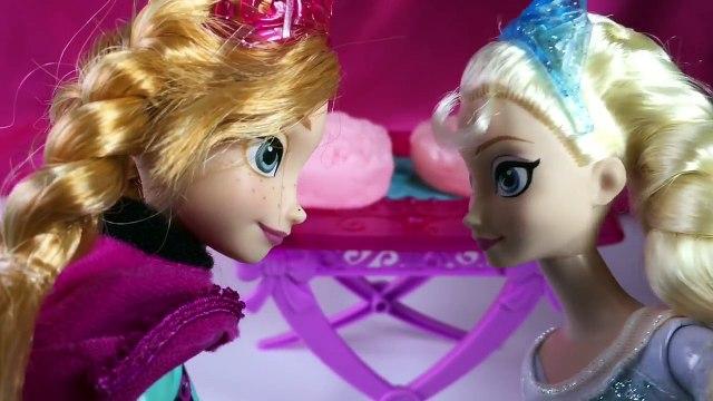 Frozen Queen Elsa Doc McStuffins Queen Elsas Sick Frozen Fever Episode 4 Shopkins DohVinc