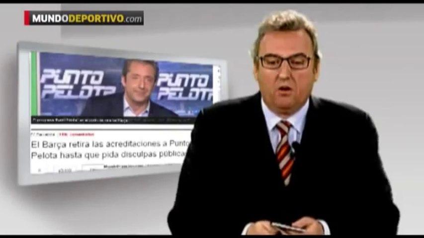 Santi Nolla responde a Josep Pedrerol