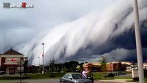 Top 5 Most Scariest Storm Clouds Videos Compilation