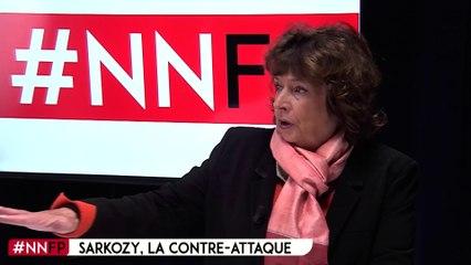 """Michèle Cotta : """"Sarkozy est redevenu le leader de l'opposition"""""""