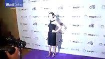 Julianna Margulies wears chic LBD at Paleyfest. FusionTV