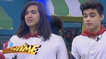 It's Showtime: Tommy and Baily recite a poem for Miho and Ylona