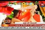 Tanu ne khud pehle abhi ke haato se tudvaya Pragya ka vrat jis se Pragya ko Hua Tanu par shak - 4 november 2015 - Kumkum Bhagya