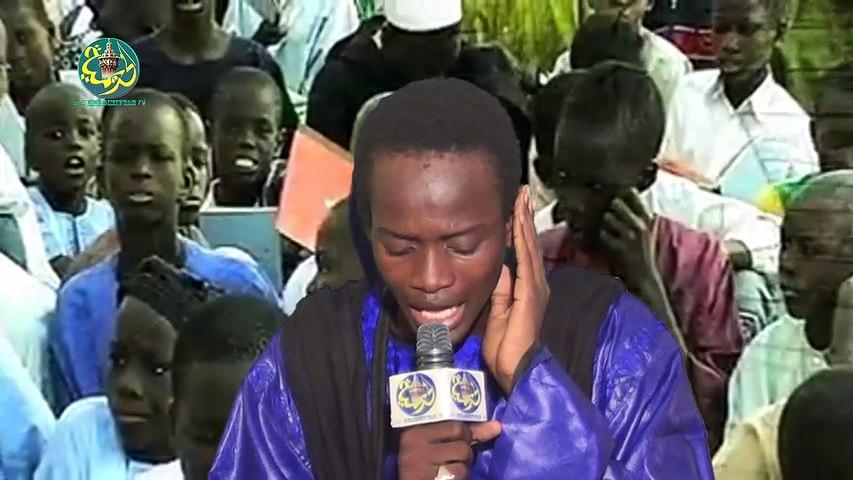 Magal de Touba: L'appel de Chekh Moussa kà (rta) [S. Ibrahima Ndiaye]
