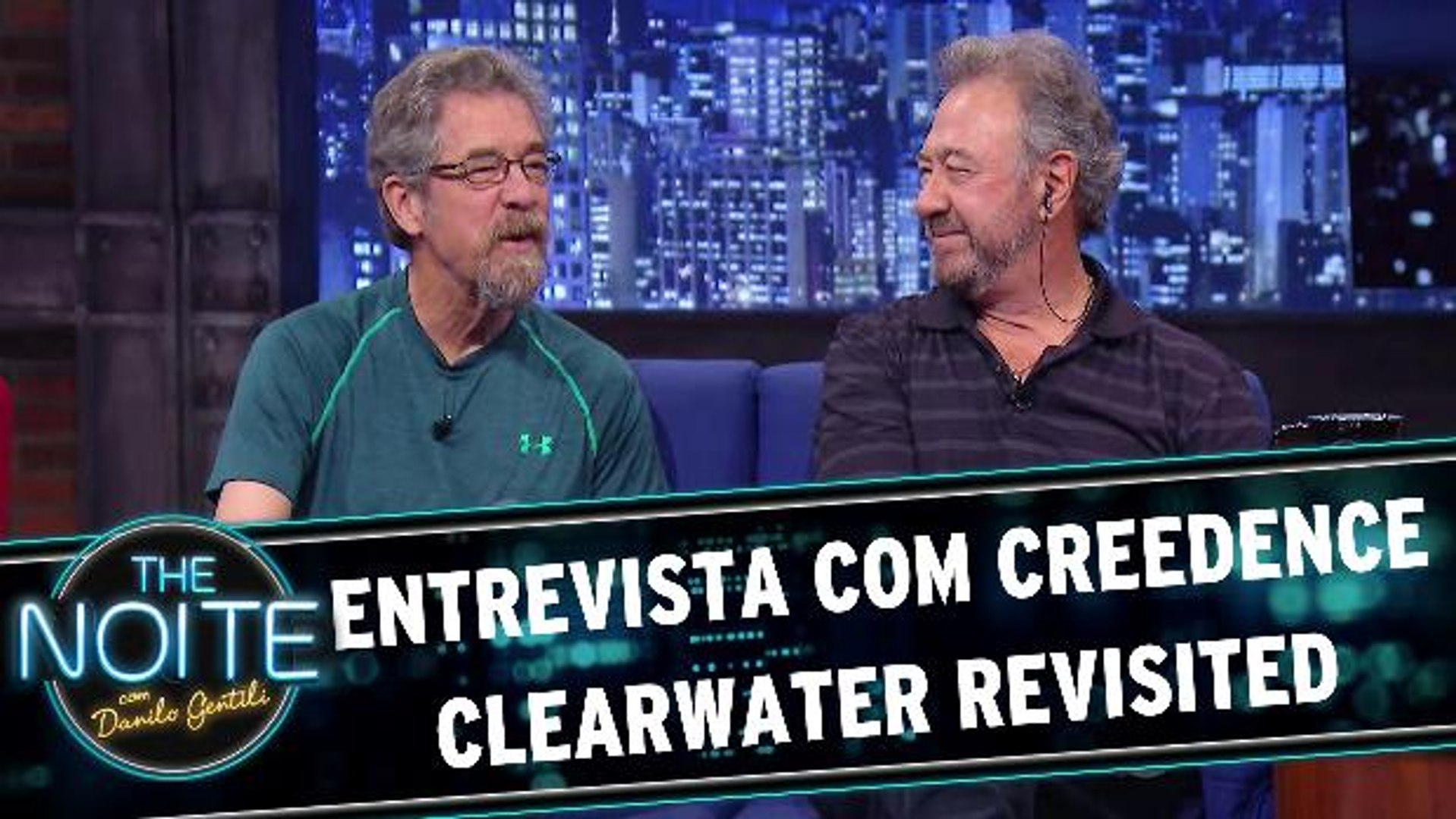 Entrevista com Creedence Clearwater Revisited