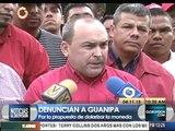 Grupo de trabajadores denunció a Tomás Guanipa por delito financiero