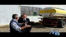 MareAmico e Le Iene a Ribera contro l'inquinamento dei fiume Magazzolo News Agtv
