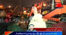Lahore Factory collapsed, 16 bodies of worker recovered, search for others underway