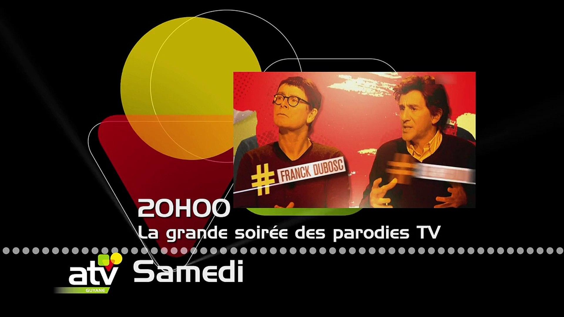 973 La grande soirée des parodies TV 071115