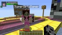 Minecraft TROLLING RED LUCKY BLOCK RACE Lucky Block Mod Modded Mini Game popularmmos