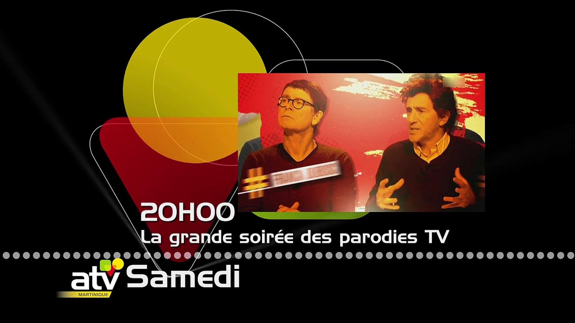 La grande soirée des parodies TV 071115
