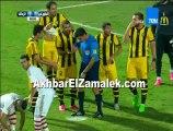 هدف الزمالك الثانى (المقاولون العرب 1-2 الزمالك ) الدورى المصرى الممتاز