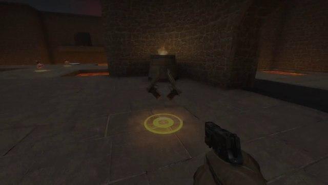 Counter-Strike Global Offensive + Quake = F4ST Castle - HD