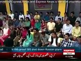 Latest Khabardar with Aftab iqbal - Express News Nov 2015