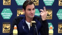 """ATP - BNPPM - Roger Federer : """"Benoît Paire, un mix entre fou et génie"""""""