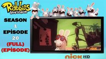 Rabbids Invasion S01E20-1 Raving Alien 20-1