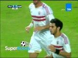 اهداف مباراة ( المقاولون العرب 1-2 الزمالك ) الأسبوع 4 - الدوري المصري الممتاز 2015/2016