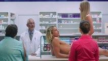 Pub très chaude pour des préservatifs - Testez-les