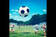 bubble soccer equipment