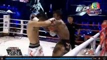 Buakaw Banchamek (Thai Boxing) เรียบร้อย...#โรงเรียนบัวขาว