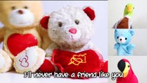 Friend Like You Funny Friendship Day Song Funzoa Teddy