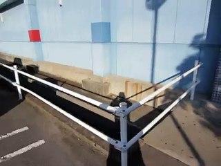 集団ストーカー被害 平成27年11月1日カネスエ岩倉八剱店で集団ストーカーに言いがかりをつけられて暴行されました2