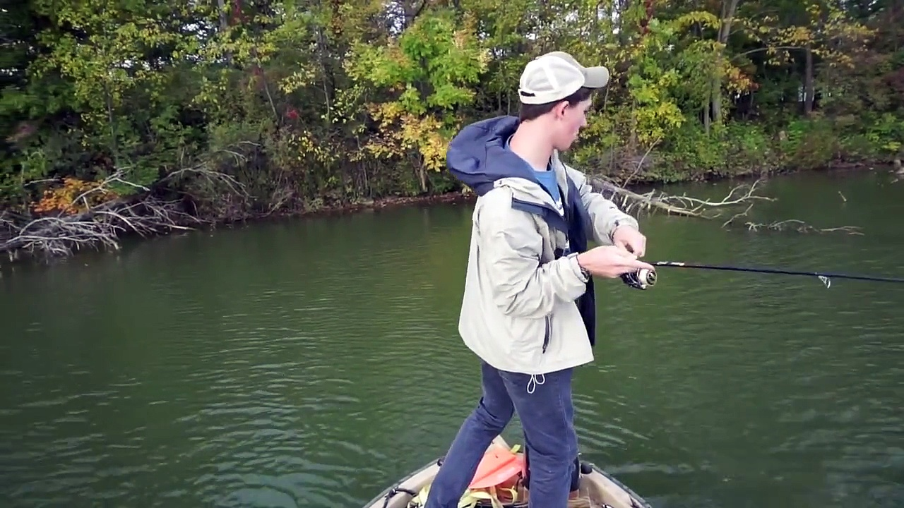 MTB SLAM September 2015 | SLAM of the Year Bass Fishing Challenge