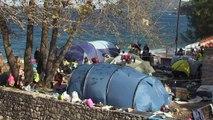 """Lesbos: les bénévoles épuisés mais """"comblés"""""""