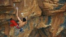 Jerome González Climbing The Savage New Route 'Cus Cus El...