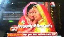 Bhabho Ne KIya Sandhya Ko Phirse Apni Bahu Ke Roop Mein Svikaar Aur Diya Sandhya Ko Surprise - 5 November 2015 - Diya Aur Baati Hum