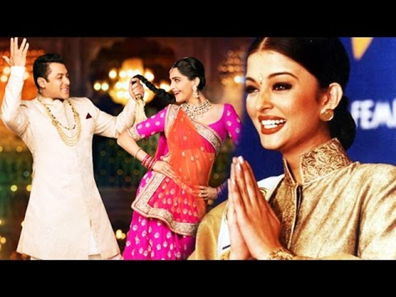 Aishwarya Rai REACTS To Salman's Prem Ratan Dhan Payo