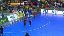 Futsal: le but génial de Falcao