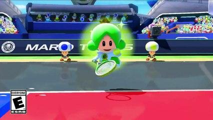 Trailer Libella de Mario Tennis Ultra Smash