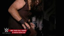The Undertaker Meets Mankind in a Boiler Room Brawl
