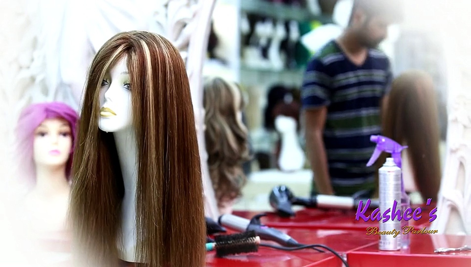 KASHEE'S HAIR STYLING